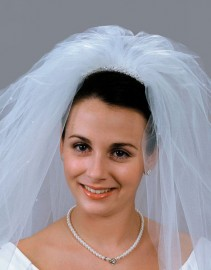 Riley Wedding Headpiece