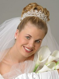 Zoe Wedding Headpiece