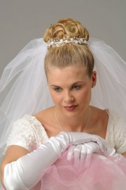 Alexandra Wedding Headpiece