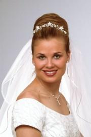 Lily Wedding Headpiece