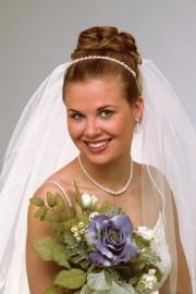 Molly Wedding Headpiece