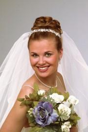 Evelyn Wedding Headpiece