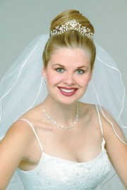 Madison Wedding Headpiece