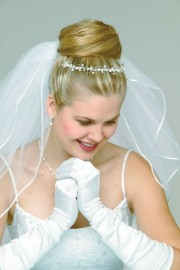 Sarah Wedding Headpiece