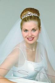 Samantha Wedding Headpiece