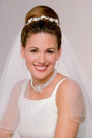 Bridget Wedding Headpiece