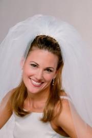 Heidi Wedding Headpiece