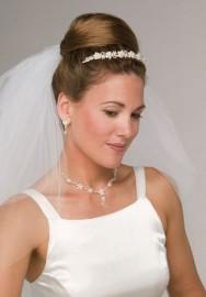 Sandi Wedding Headpiece