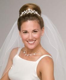 Debra Wedding Headpiece