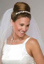 Isabella Wedding Headpiece