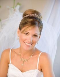 Kathleen Wedding Headpiece