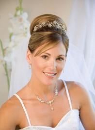 Gloria Wedding Headpiece