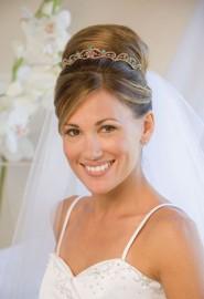 Trisha Wedding Headpiece