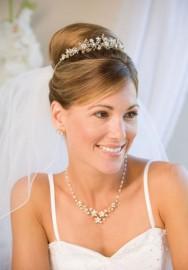 Fiona Wedding Headpiece