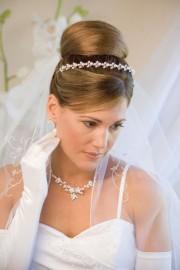 Danielle Wedding Headpiece
