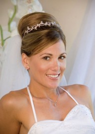 Carrie Wedding Headpiece