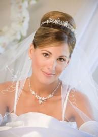 Tina Wedding Headpiece