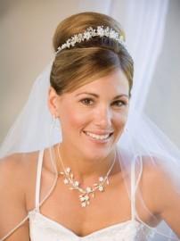Sarina Wedding Headpiece