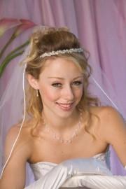 Karin Wedding Headpiece