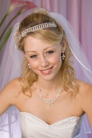Kimberly Wedding Headpiece