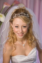 Taylor Wedding Headpiece
