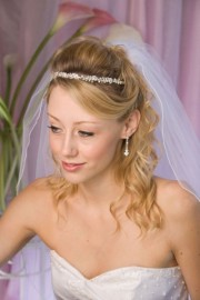 Clarice Wedding Headpiece