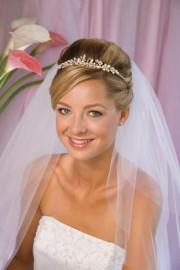 Ginger Wedding Headpiece