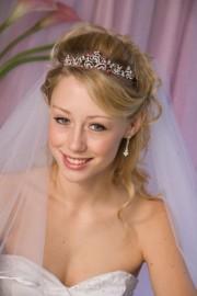 Janet Wedding Headpiece