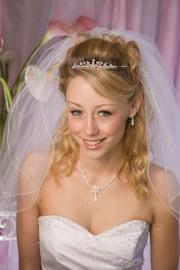 Elena Wedding Headpiece