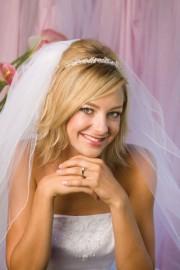 Elizabeth Wedding Headpiece
