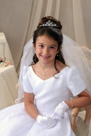 First Communion Veil-Taylor
