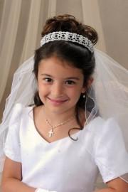 Nina First Communion Hairband