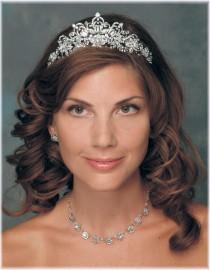 Faye Bridal Tiara