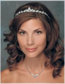 Laurel Bridal Tiara