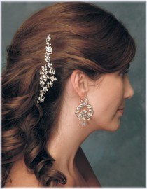 Rhinestone Comb Hairpiece_1