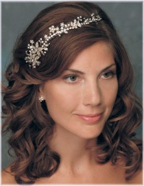 Jaclyn Bridal Headpiece