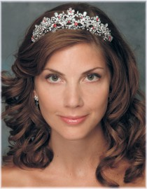 Brandy Bridal Tiara