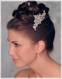 Maura Bridal Hairpiece