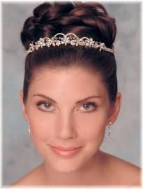 Regina Bridal Headpiece