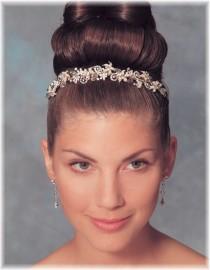 Sheryl Crystal Headpiece