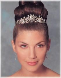 Arianna Crystal Headpiece