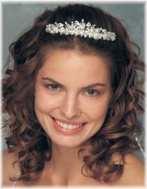 Tamara Crystal Headpiece