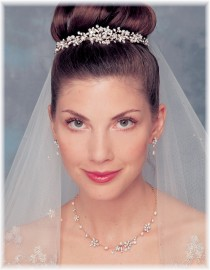 Clarissa Bridal Headpiece