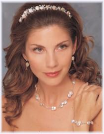 Becky Bridal Headpiece