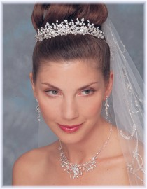 Jacqueline Bridal Headpiece