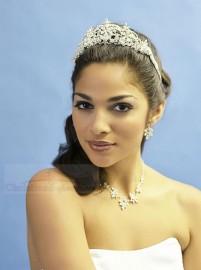 Wedding Headband Tiara Style 7210