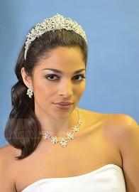 Wedding Headband Tiara Style 7213