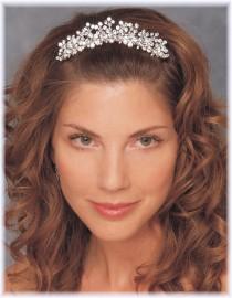 April Bridal Headpiece