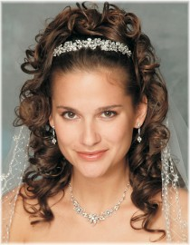 Traci Bridal Headpiece
