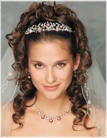 Deana Bridal Headpiece